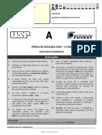 fuvest 2014 segunda fase dia 1