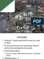 Cyclone ..typhoon yolanda
