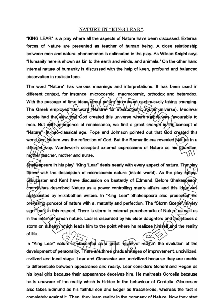 essay on king lear king lear essay questions abstract of research paper definition course hero essay essay science argumentative essay