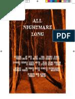 All Nightmare Long - Draft 1