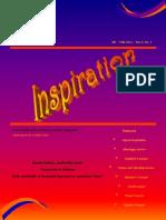 Inspiration Online Magazine Vol 2 1