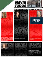 Edición N°48 #CerroNaviaSomos Todos en defensa de la Escuela Pública