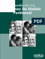 Understanding Your Peritoneal Dialysis Options Spanish