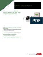 ABB - Monitor oxígeno disuelto DS_9437-ES_H