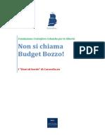 Non Si Chiama Budget Bozzo