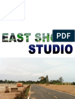 Hunter College East Shore Studio Plan - Full Pages