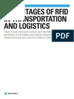 Motorola RFID Transportation Logistics White Paper