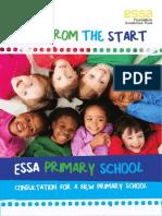 7284-4 essa primary consultation leaflet