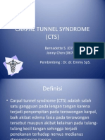 Carpal Tunnel Syndrome Pp