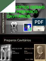 Preparos cavitarios1