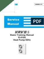 DAIKIN service manual