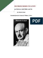 BolshevismfrommosestoleninDietrich Eckart
