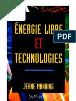 Jeane Manning - Energie Libre Et Technologies