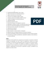 Fomato Del Port a Folio Del Estudiante