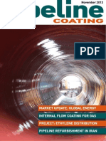 Pipeline coatings Nov 2013