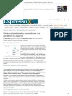 Salinas Abandonadas Escondem Erva Gourmet No Algarve - Expresso