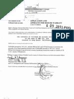 HMD Inc. Seizure Warrant