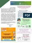 YA Newsletter Sept 11