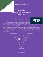 Manifiesto Appellatio Fraternitatis Rosae Crucis 2014