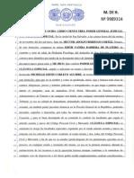 Papael Para Protocolo Numerada