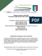 Comunicato 18 Monza