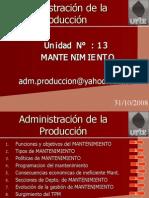 Unidad N 13 Mantenimiento V2 p Enviar