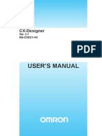 V088 E1 03+CX Designer+UsersManual