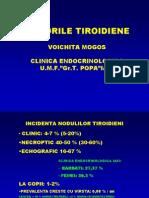 TUMORILE TIROIDIENE