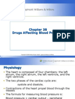 Drugs Affecting BP