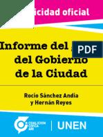 Informe Publicidad Oficial (2013)