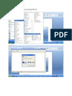 Prosedur Backup Package RBS 3G DUW