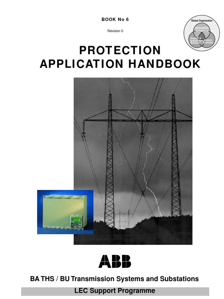Abb Rxmvb Wiring Diagram 4 Schematic Diagrams Protection Application Handbook Electric Power Transmission Frequency Drive For