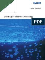 Liquid Liquid Separation Technology