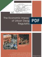 Economics of Urban Design Policy PowerPoint Presentation