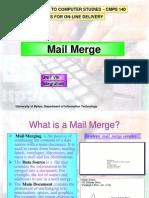 Unit 8 -Mail_merge