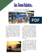 EX66 093 Newsletter (June-September 2009)