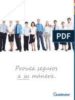Brochure Guidewire CorporateOverviewES