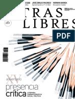 Presencia crítica | Índice Letras Libres No. 181