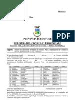 Testo Approvato dal Consiglio provinciale il 11-09-09 (DBCP 36-2009)