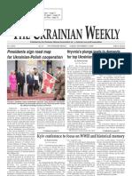 The Ukrainian Weekly 2009-37