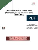 PRESENTACION PERX