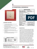 Dcp-czm (Detectores de Humo Convencionales)