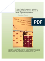 Thayer Australian PM Rudd's Asia Pacific Community Proposal