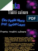 Traditii Culinare Franta