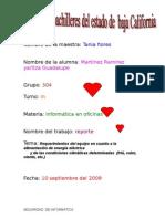 martinez yaritza 304 reporte