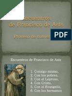 El Proceso Vocacional de Francisco de Asis
