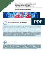 Caso clínico de Fisiopatología