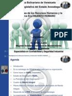 Paradigmas de Los Recursos Humanos y La Nueva