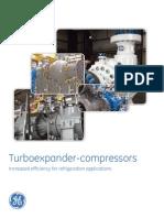 Turboexpander Compressors