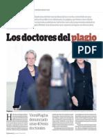 Los doctores del Plagio 1